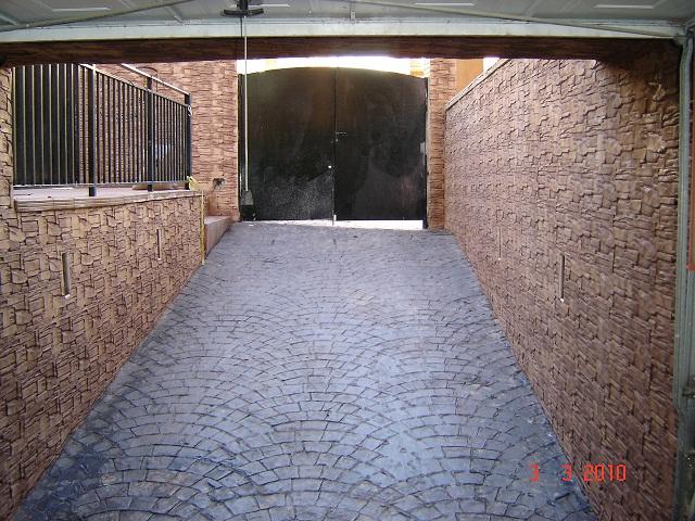 Hormigon y pavimento pulido e impreso madrid Hormigon impreso interior